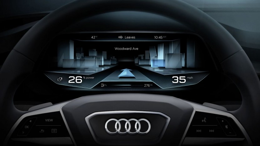 Audi Connect se face verde
