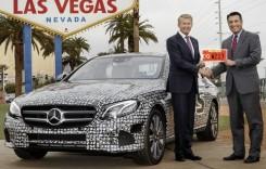 Mercedes-Benz E-Class primește permis pentru rulare autonomă