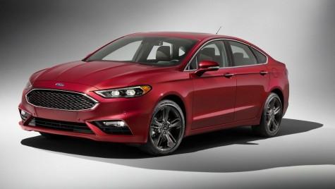 Ford Mondeo, S-Max și Galaxy primesc un update fin