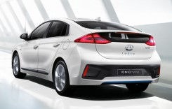 Hyundai Ioniq: Prius din Coreea și trei opțiuni de propulsie