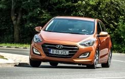 TEST Hyundai i30 1.6 GDI DCT facelift. Pe cont propriu