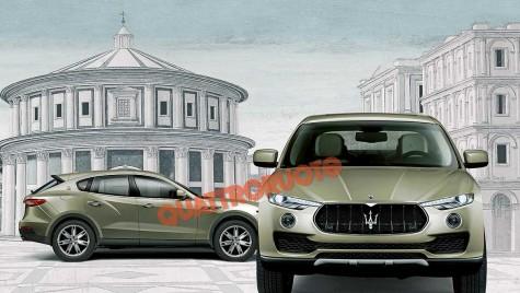 Totul despre noul SUV Maserati Levante – Cayenne l'italiana
