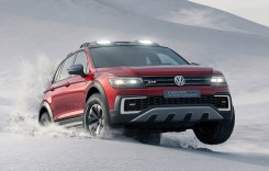 VW Tiguan GTE hibrid prezentat la Detroit (video)