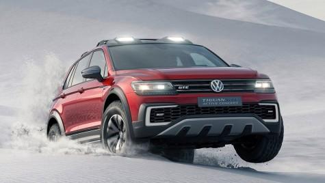 VW Tiguan GTE hibrid prezentat la Detroit (video)