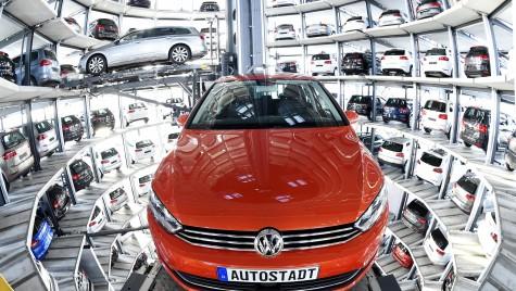 Volkswagen: Reorganizare internă de amploare