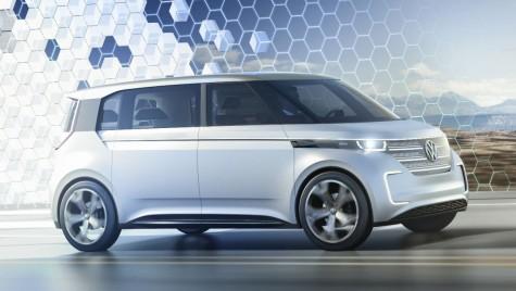 Bulli redivivus. Budd-e Concept dă startul noii game electrice VW