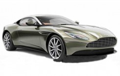 Aston Martin DB11 e aici – primele imagini oficiale