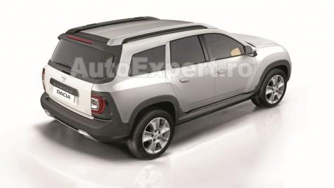 Exclusiv: Totul despre noua Dacia Duster 2017