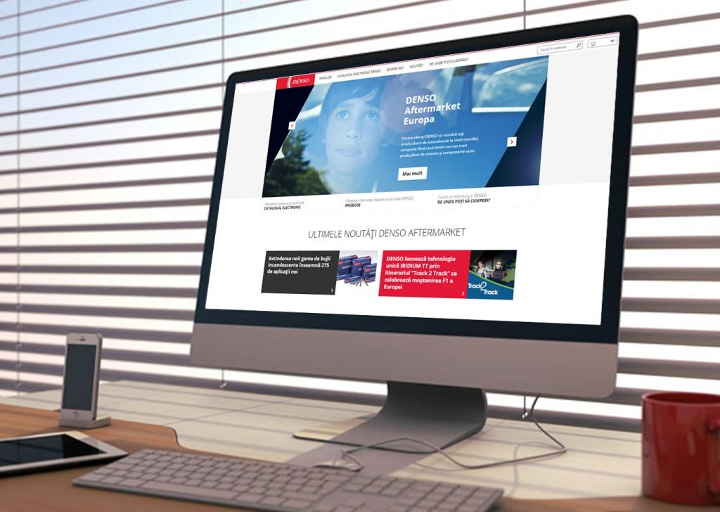 Desktop view - denso.ro