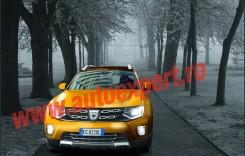 Dacia Duster 2: prima fotografie din interior!