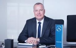 Mercedes-Benz anunță reorganizarea activității din România