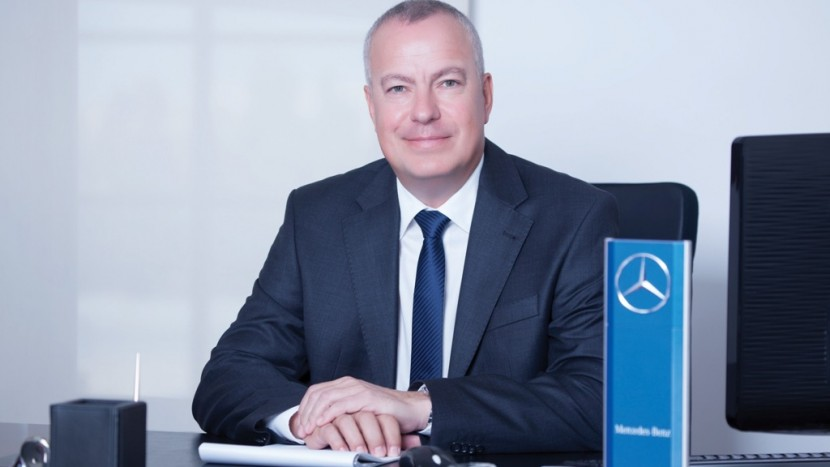 Phillipp Hagenburger, Managing Director Passenger Cars.