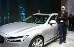 GENEVA 2016: Volvo V90, un break elegant și frumos