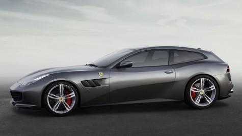 Ferrari GTC4Lusso: Nume nou și mai multă putere pentru FF