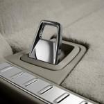 Volvo V90 cargo luggage restraint