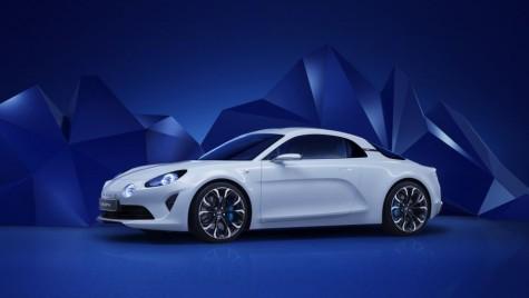 Renault relansează brandul Alpine cu conceptul Alpine Vision