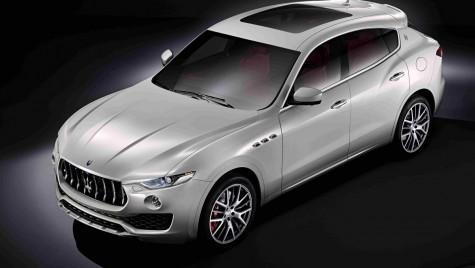 Oficial: Maserati Levante, primul SUV al casei italiene