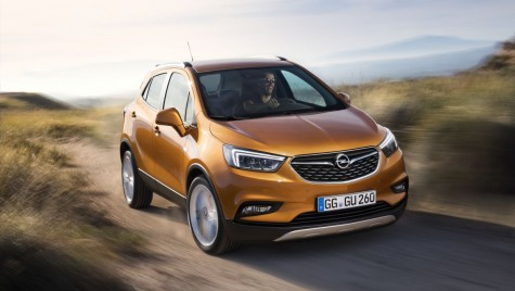 Preturi Opel Mokka X in Romania: Cat costa noul SUV german