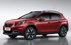 Facelift discret pentru Peugeot 2008