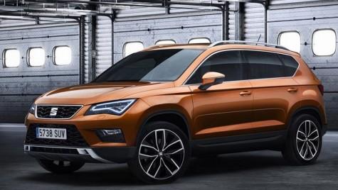 Oficial: Seat Ateca este primul SUV al casei spaniole