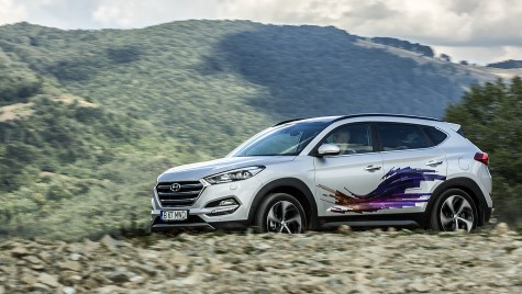TEST Hyundai Tucson 1.6 T-GDI 4WD – Maturizare