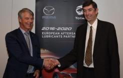 Total și Mazda continuă colaborarea de succes