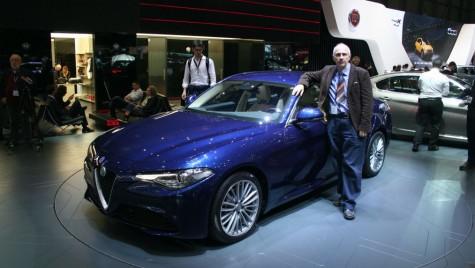 GENEVA 2016: Alfa Giulia și toate detaliile despre gama completă