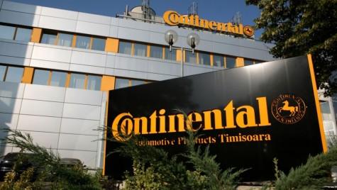 Continental angajează 180 de oameni în Brașov