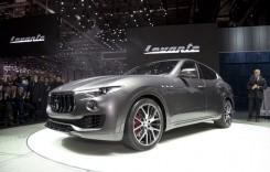 GENEVA 2016: Noul Maserati Levante – primul SUV din istoria Maserati
