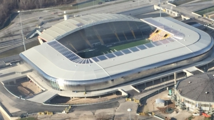 Stadionul Udine Arena Dacia