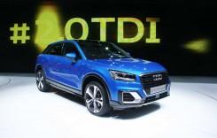 GENEVA 2016: Audi Q2, cel mai mic SUV al brandului din Ingolstadt