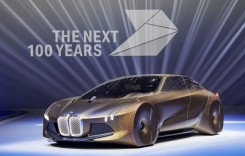 BMW Vision Next 100 celebrează centenarul bavarez