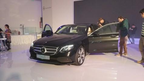 Noul Mercedes-Benz Clasa E a sosit în România