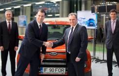 Investiții importante: Crossoverul Ford EcoSport va fi produs la Craiova