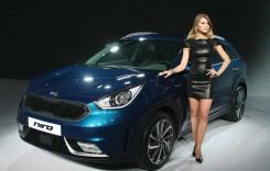 GENEVA 2016: Kia Niro, crossoverul hybrid în viziunea coreeană