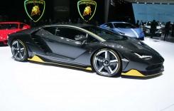 GENEVA 2016: Lamborghini Centenario, omagiu lui Don Ferruccio