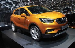 GENEVA 2016: Opel Mokka X, nume nou, update de substanță