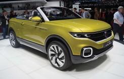 GENEVA 2016: VW Up facelift și Polo SUV Concept, T-Cross Breeze