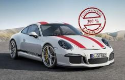 Speculă: Porsche 911 R de vânzare, listat la 745.000 euro