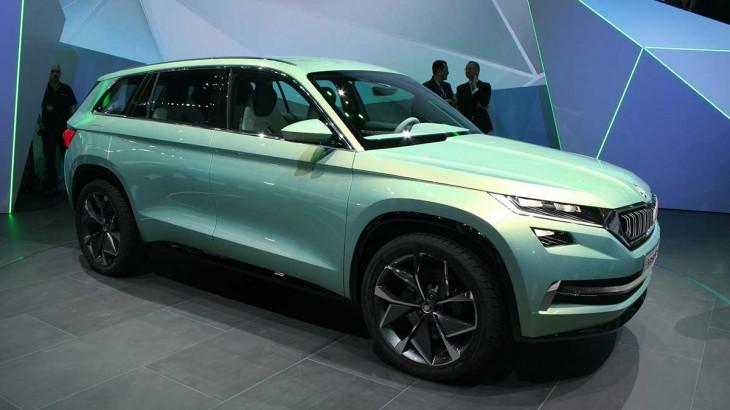 Skoda va lansa un SUV electric în 2020!