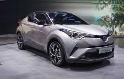 GENEVA 2016: Toyota C-HR, nou crossover compact sau șah la Juke