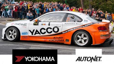 Yokohama și Autonet, parteneri Yacco Racing România în 2016