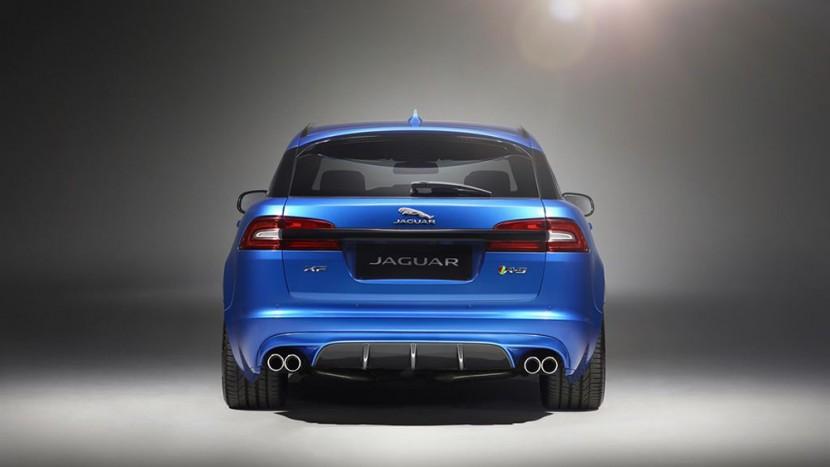 2015 Jaguar XFR-S Sportbr