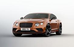 De acum și mai potent: Bentley Continental GT Speed