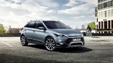 Pentru aventurieri: Hyundai i20 Active