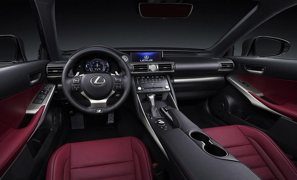 2016 Lexus IS