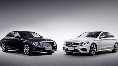 Mercedes E Class, cea mai avansată mașină din segment?