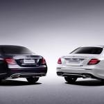 Mercedes E-Class L