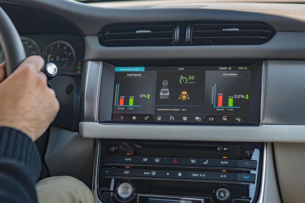 2016 Range Rover autonom