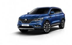 Informații oficiale despre noul Renault Koleos